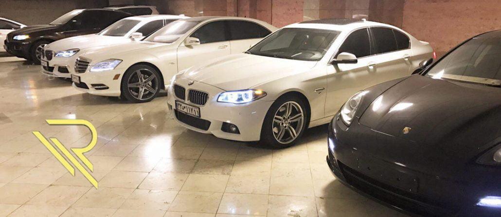 اجاره ماشین تهران