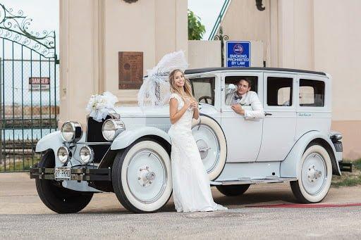 اجاره ی خودروهای لوکس برای جشن عروسی
